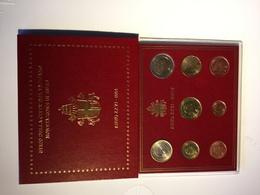 Vatican 2004 - Emission De Monnaie En EURO - Set Des Huit Pièces En Blister D'origine - Disponible En Belgique. - Vatican