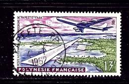 French Polynesia C28 Used 1960 Airport - French Polynesia