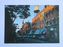 Carte Postale : USA, Michigan DETROIT Greektown, Trappers Alley - Detroit