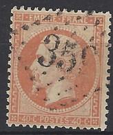 Francia U   23 (o) Napoleon III. 1862 - 1862 Napoléon III