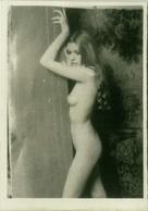 1970s VINTAGE RISQUE AMATEUR PHOTO -  NAKED WOMAN (476) - Bellezza Femminile Di Una Volta < 1941-1960