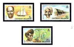 Cayman Is 349 51 MNH 1974 Occupations - Cayman Islands