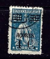 Azores 301 Used 1929 Overprint - Açores