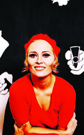 Faye Dunaway PHOTO POSTCARD  FILM STARS 3 - Mujeres Famosas