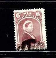 Newfoundland 35 Used 1870 Issue - Canada