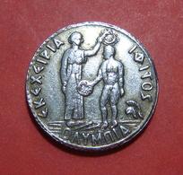 GREECE OLYMPIA TOKEN, 24 Mm. - Souvenir-Medaille (elongated Coins)