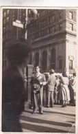 NEW YORK, 5th AVENUE, YEAR 1951 PHOTOS ORIGINAL SIZE 13x8cm - BLEUP - Lieux