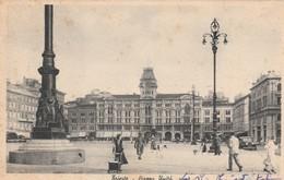 TRIESTE - PIAZZA UNITA - Trieste