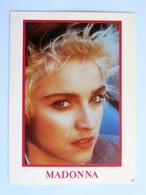 C.P.A. : Artiste : MADONNA, In 1986 - Artiesten
