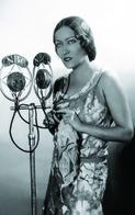Gloria Swanson PHOTO POSTCARD  FILM STARS 3 - Mujeres Famosas