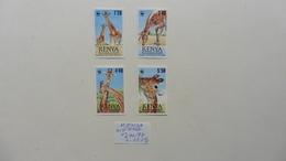 Afrique > Kenya : 4 Timbres Neufs  N° 474 /77 - Kenya (1963-...)