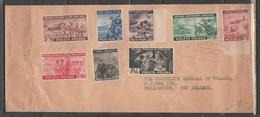 Polonia 1943 - Governo In Esilio II Em. Su Lettera Per Nuova Zelanda        (g5493h) - 1939-44: II Guerra Mondiale
