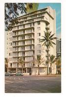 The Kalia Inn Hotel, Waikiki, Oahu, Hawaii ! - Oahu