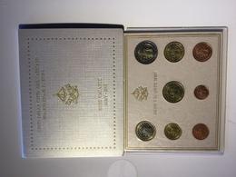 Vatican 2005 - Emission De Monnaie En EURO  à L'occasion Du Décès Du Pape Jean-Paul II - Huit Pièces Sous Blister - Vatican