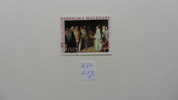 Afrique > Madagascar :timbre N°460 Oblitéré - Madagascar (1960-...)