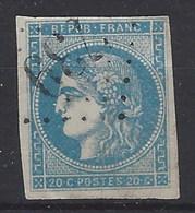 Francia U   44 (o) Ceres. 1870 - 1870 Siège De Paris