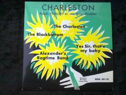 Ralph Enalph Et Ses Gras Doubles: Charleston: The Charleston/45 Tours Egex 45110 - World Music