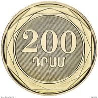 АРМЕНИЯ 200 ДРАМ 2003 UNC - Armenia