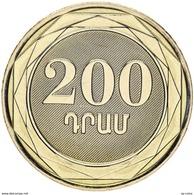 ARMENIA  200 DRAM  2003 UNC - Armenia
