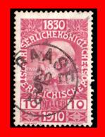 AUSTRIA (ÖSTERREICH) SELLOS AÑO 1914 EMPEROR FRANZ JOSEF - 1850-1918 Imperium
