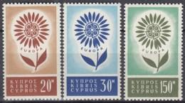 ZYPERN 240-242, Postfrisch **, Europa CEPT 1964 - Cyprus (Republic)