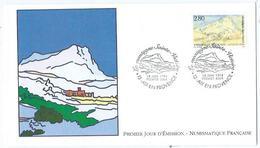 Enveloppe 1er Jour France FDC Aix En Provence 1994 - FDC