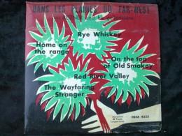 Lou Reizner And His Guitaricians:Dans Les Plaines Du Far-West/45 Tours Egex 4522 - World Music