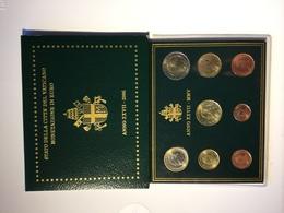 Vatican 2005 - Emission De Monnaie En EURO - Set Des Huit Pièces En Blister D'origine - Disponible En Belgique. - Vatican