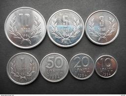 АРМЕНИЯ 10,20,50 ЛУМИ 1,3,5,10 ДРАМ   7 COINS 1994 - Armenia