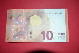 10 EURO NETHERLANDS P001A5 - PA0362 858858 - UNC NEUF FDS - 10 Euro
