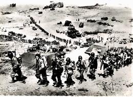 CPM* N°1967 - LOT DE 7 CARTES DU DEBARQUEMENT DE NORMANDIE - JUIN 1944 - Weltkrieg 1939-45