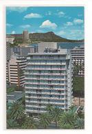 The Reef Lanais Hotel And Coral Seas Hotel, Waikiki, Oahu, Hawaii ! - Oahu