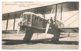 Avion Goliath Farman Compagnie Air-Union - 1919-1938: Entre Guerres