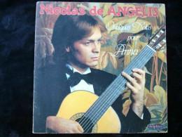 Nicolas De Angelis: Quelques Notes Pour Anna/ 45 Tours Delphine - Vinyl Records