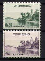 VNS - 110/111** - PAGODE THIEU-MU A HUE - Viêt-Nam