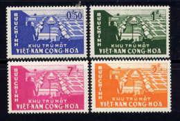 VNS - 142/145** - DEVELOPPEMENT RURAL - Viêt-Nam