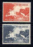 VNS - 204/205** - CHUTES DE DALAT - Viêt-Nam