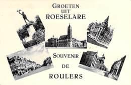 BELGIQUE Belgium ( Flandre Occidentale ) ROESELARE Roulers - CPSM Format CPA - Belgien België Belgio Bélgica - Roeselare