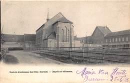 Beernem  Ecole De Bienfaisance Des Filles  Chapelle Et Bâtiments   Kapel En Gebouwen  School        I 5739 - Beernem