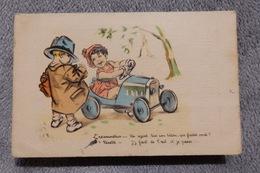 Rare Et Ancien Calendrier De Poche 1939 Librairie Espalion Dessin Style Germaine Bourret Enfant Tacot Jouet - Petit Format : 1921-40