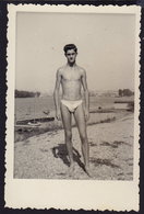 MEN MAN Muscular Athlete Boy Boys Photo Gay 9 X 14 Cm (see Sales Conditions) - Personnes Anonymes