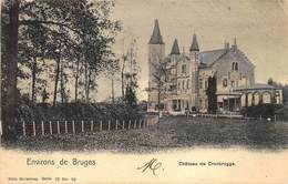 Brugge  Sint-Michiels   Château De Cronbrugge Kasteel Van Kroonbrugge Wildenburg        I 5743 - Brugge