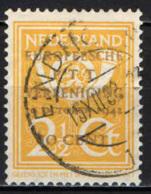 OLANDA - 1942 - CONGRESSO POSTALE EUROPEO A VIENNA - USATO - Periodo 1891 – 1948 (Wilhelmina)