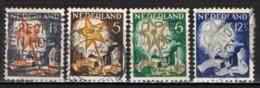 OLANDA - 1933 - BIMBO CON STELLA - PRO INFANZIA - USATI - Period 1891-1948 (Wilhelmina)