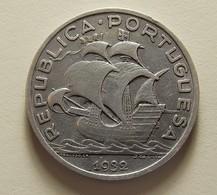 Portugal 10 Escudos 1932 Silver - Portugal