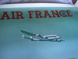Affiche Air France EXTREME ORIENT -collection Musée N°A 44 Réédition 1999 -imp. Serag RC PONTOISE -Vincent Guerra 1950 - Posters