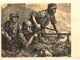 CPM* N°1973 - MUNCHEN - HAUS DER DEUTSCHEN KUNST - WILHELM SAUTER - L.M.G - War 1939-45