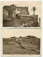 2 CP Espagne * CACERES Casa De Las Veletas (antiguo Alcazar ) Santuario De Nuestra Señora De La Montana - Cáceres