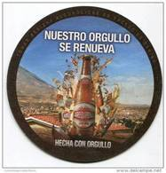 Lote P120, Peru, Posavaso, Coaster, Arequipa, Nuestro Orgullo Se Renueva - Portavasos