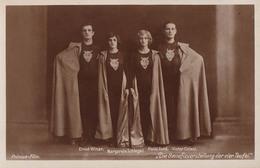 """FILM : """" DIE BENEFIZ-VORSTELLUNG DER VIER TEUFEL """" ( 1920 ) - CIRQUE / CIRCUS : TRAPEZE ARTISTS / TRAPÉZISTES (aa517) - Cirque"""